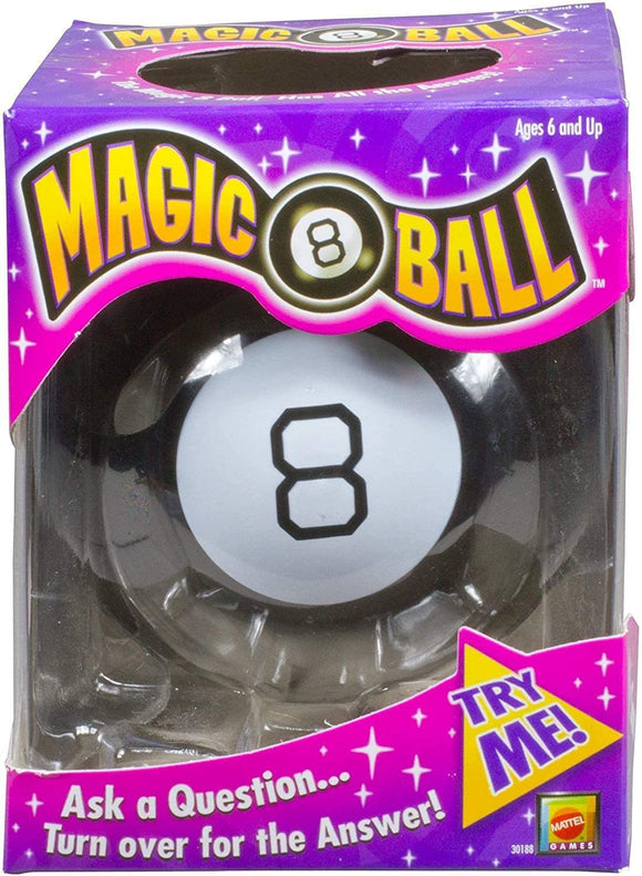 Magic 8 Ball - McGreevy's Toys Direct
