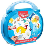 MAPED My First Finger Painting Kit - McGreevy's Toys Direct