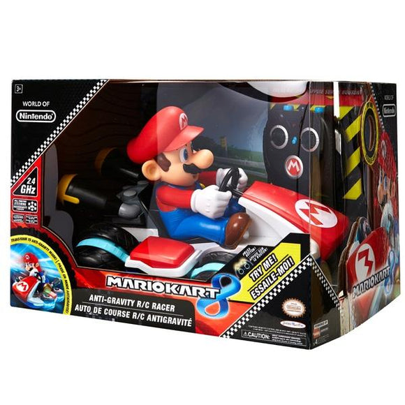 Mario Kart Mini Anti-Gravity R/C Racer - McGreevy's Toys Direct