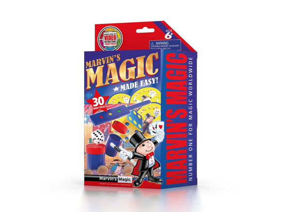 Marvin's Magic Pocket Tricks - Set 3 - McGreevy's Toys Direct