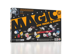 Marvin's Magic Ultimate Magic 250 Tricks & Stunts - McGreevy's Toys Direct