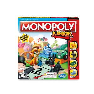 Monopoly Junior - McGreevy's Toys Direct