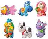 Mould & Paint Cute Pets - McGreevy's Toys Direct