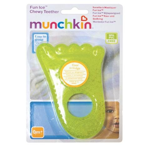 Munchkin Fun Ice Chewy Teether - McGreevy's Toys Direct