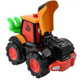 My 1st JCB Big Wheeler Freddie Fastrac - McGreevy's Toys Direct