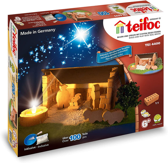 Nativity Scene Construction Kit - McGreevy's Toys Direct