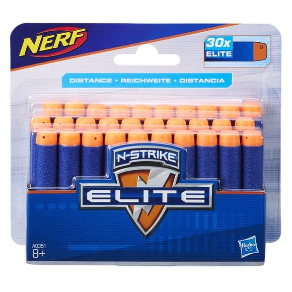 NERF N-Strike 30 Dart Refill Pack - McGreevy's Toys Direct