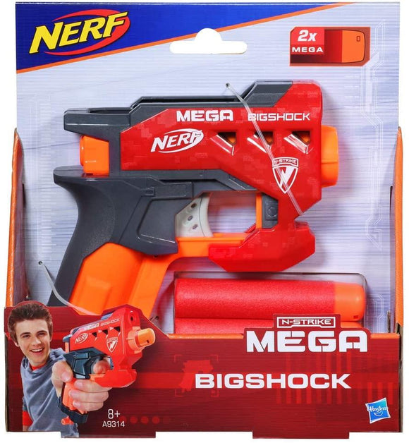 NERF N-Strike Mega Bigshock - McGreevy's Toys Direct