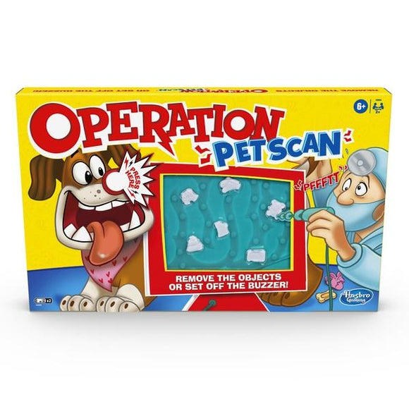 Operation Pet Scan - McGreevy's Toys Direct