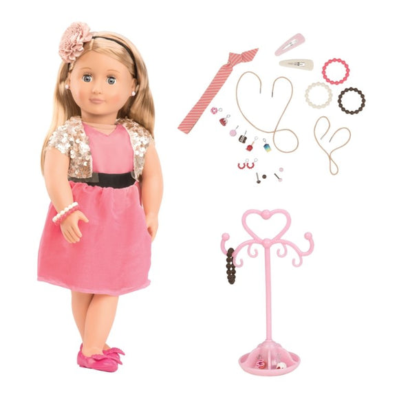 Our Generation Audra Doll - McGreevy's Toys Direct