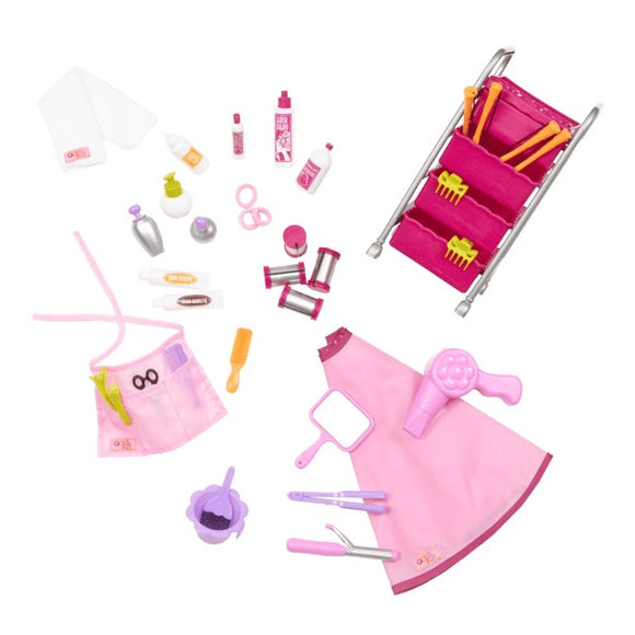 Our Generation Berry Nice Salon Set - McGreevy's Toys Direct