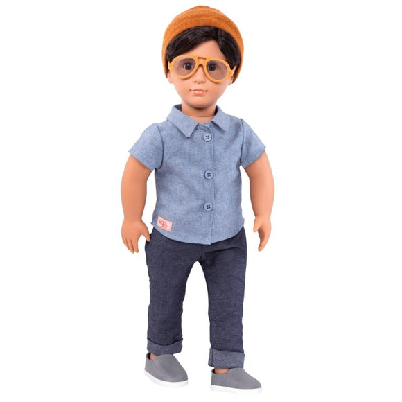 Our Generation Franco - Boy Doll - McGreevy's Toys Direct