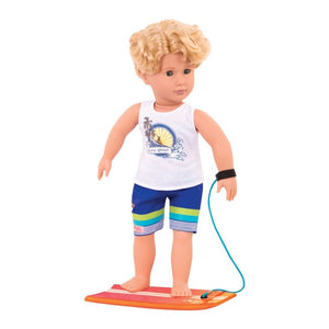 Our Generation Gabe - Boy Doll - McGreevy's Toys Direct