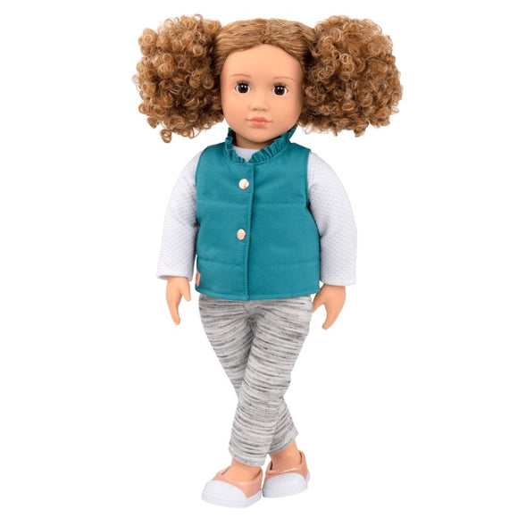 Our Generation Mila Doll - McGreevy's Toys Direct