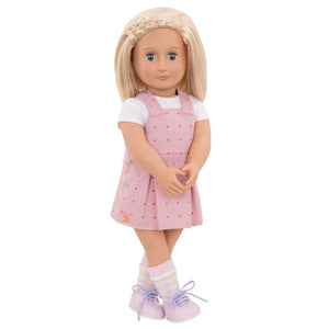 Our Generation Naty Doll - McGreevy's Toys Direct