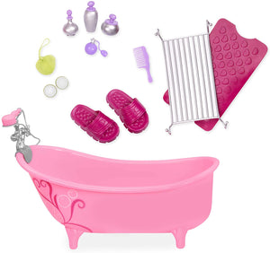 Our Generation Owl be Relaxing Bathtub Set - McGreevy's Toys Direct