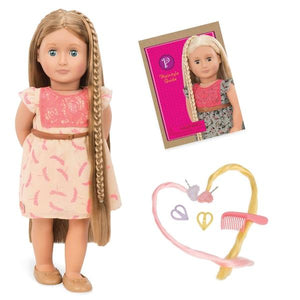Our Generation Portia Hair Play Doll - McGreevy's Toys Direct