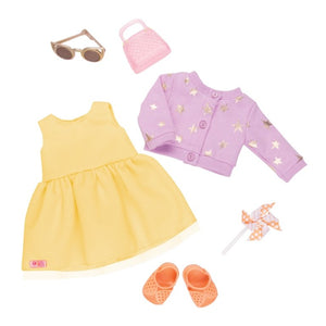 Our Generation Summer Dress Outfit - McGreevy's Toys Direct