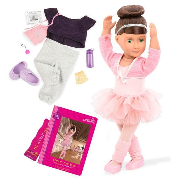 Our Generation Sydney Lee Deluxe Doll - McGreevy's Toys Direct