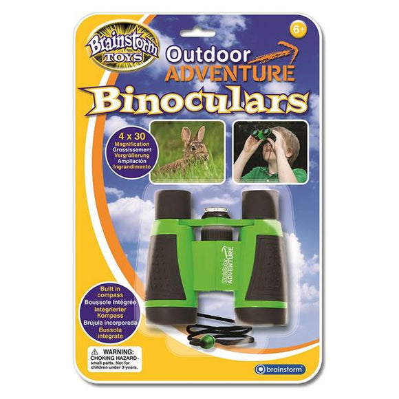 Outdoor Adventure Binoculars - McGreevy's Toys Direct