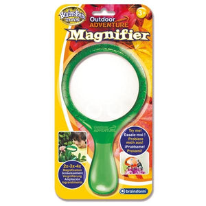 Outdoor Adventure Magnifier - McGreevy's Toys Direct