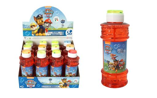 Paw Patrol Bubbles 300ml - McGreevy's Toys Direct