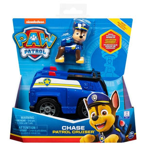 Paw Patrol Chase Patrol Cruiser - McGreevy's Toys Direct