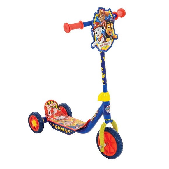 PAW Patrol Deluxe Tri-Scooter - McGreevy's Toys Direct