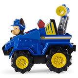 PAW Patrol Dino Rescue Chase's Deluxe Rev-Up Vehicle - McGreevy's Toys Direct