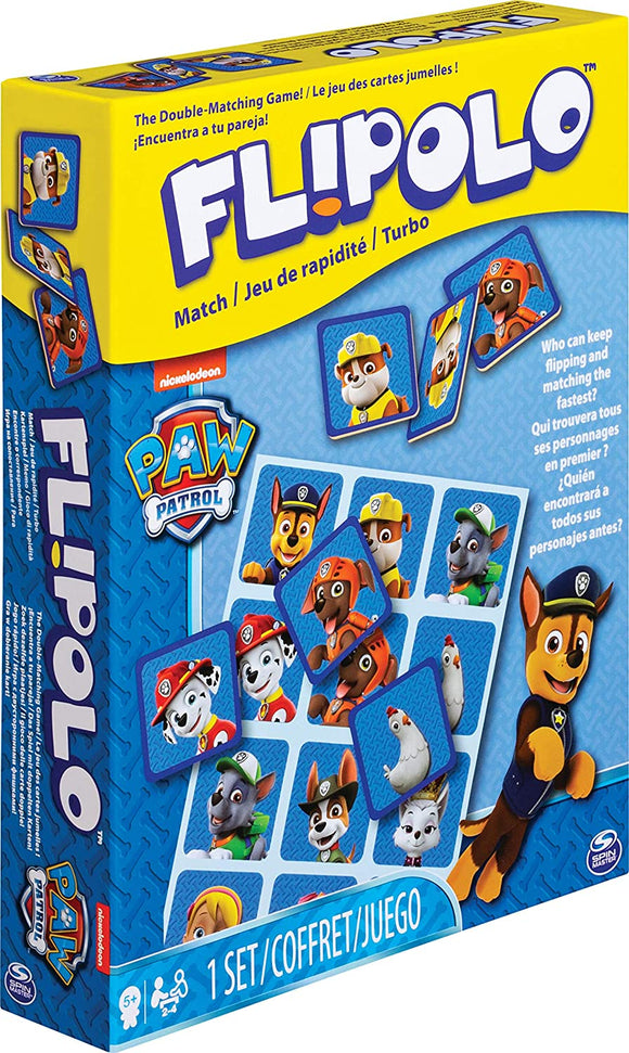 PAW Patrol Flipolo Game - McGreevy's Toys Direct