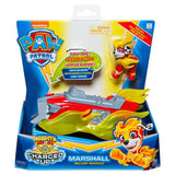 PAW Patrol Mighty Pups Charged Up Deluxe Vehicle - Marshall - McGreevy's Toys Direct