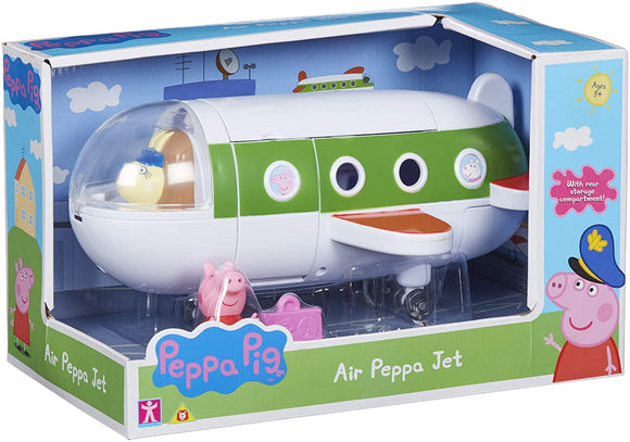 Peppa Pig Air Peppa Jet - McGreevy's Toys Direct