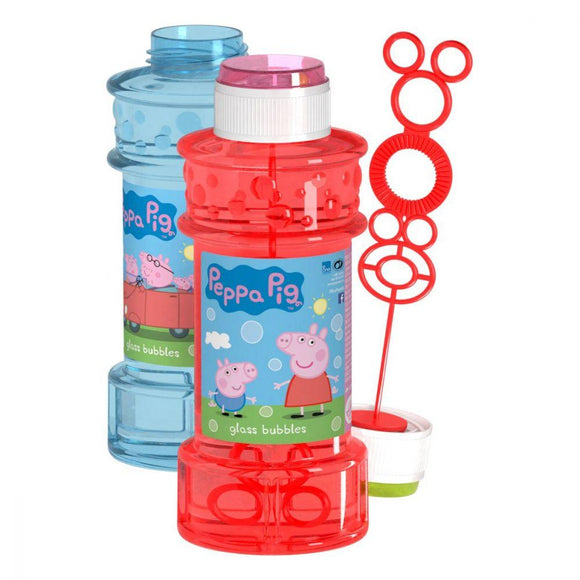 Peppa Pig Bubbles 300ml - McGreevy's Toys Direct