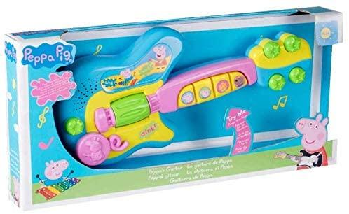 Peppa Pig Electronic Guitar - McGreevy's Toys Direct