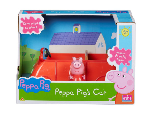 Peppa Pig Family Car - McGreevy's Toys Direct