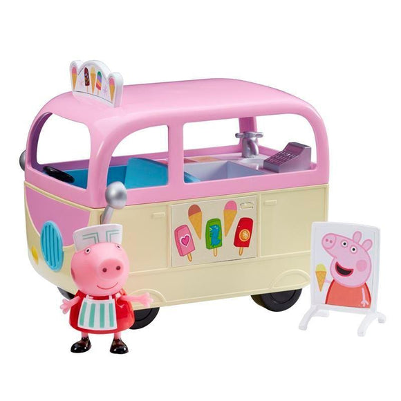 Peppa Pig Ice Cream Van - McGreevy's Toys Direct