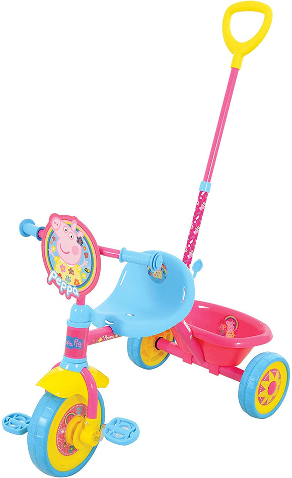 PEPPA PIG My First Trike - McGreevy's Toys Direct
