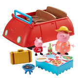 Peppa Pig Peppa's Big Red Car - McGreevy's Toys Direct