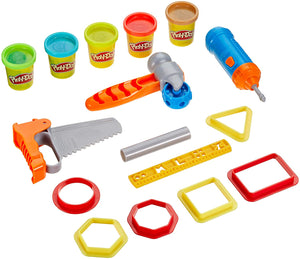 Play-Doh Construction Fun Set - McGreevy's Toys Direct