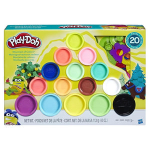 Play-Doh Mountains of Colours - McGreevy's Toys Direct