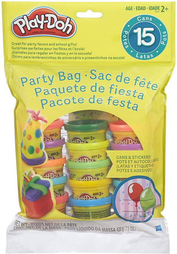 Play-Doh Party Bag - McGreevy's Toys Direct