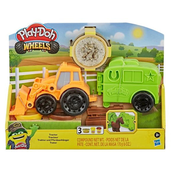 PLAY-DOH Tractor - McGreevy's Toys Direct
