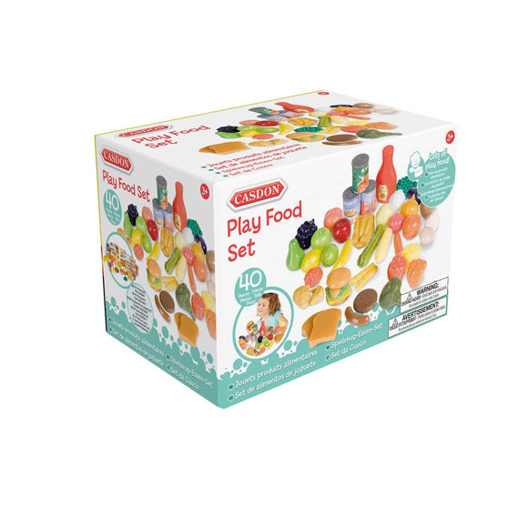 Play Food Set - McGreevy's Toys Direct