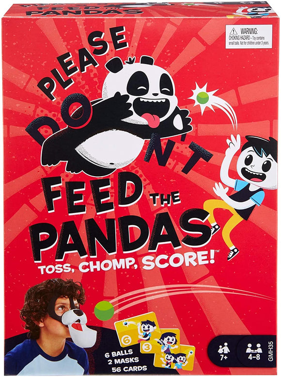 Please Feed The Pandas - McGreevy's Toys Direct