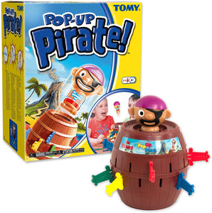 Pop Up Pirate - McGreevy's Toys Direct