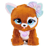 Present Pets Glitter Puppy Interactive Plush - McGreevy's Toys Direct
