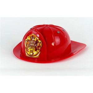Red Fire Fighters Helmet - McGreevy's Toys Direct