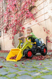 ROLLY Claas Tractor with Front Loader - McGreevy's Toys Direct