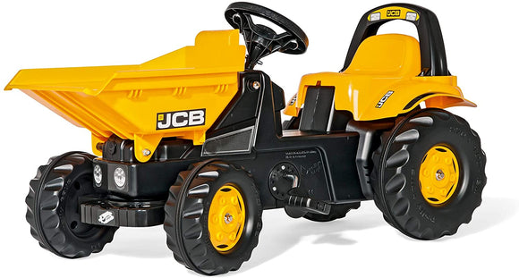 ROLLY JCB Dumper - McGreevy's Toys Direct