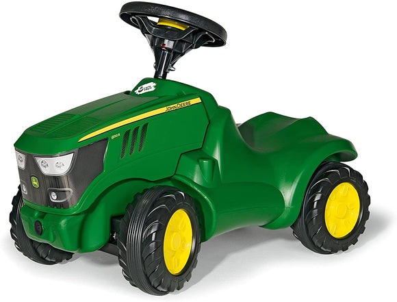 Rolly John Deere MINITRAC Tractor - McGreevy's Toys Direct